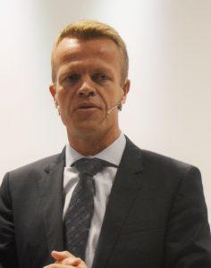 Generalsekretær Øyvind Åsland.